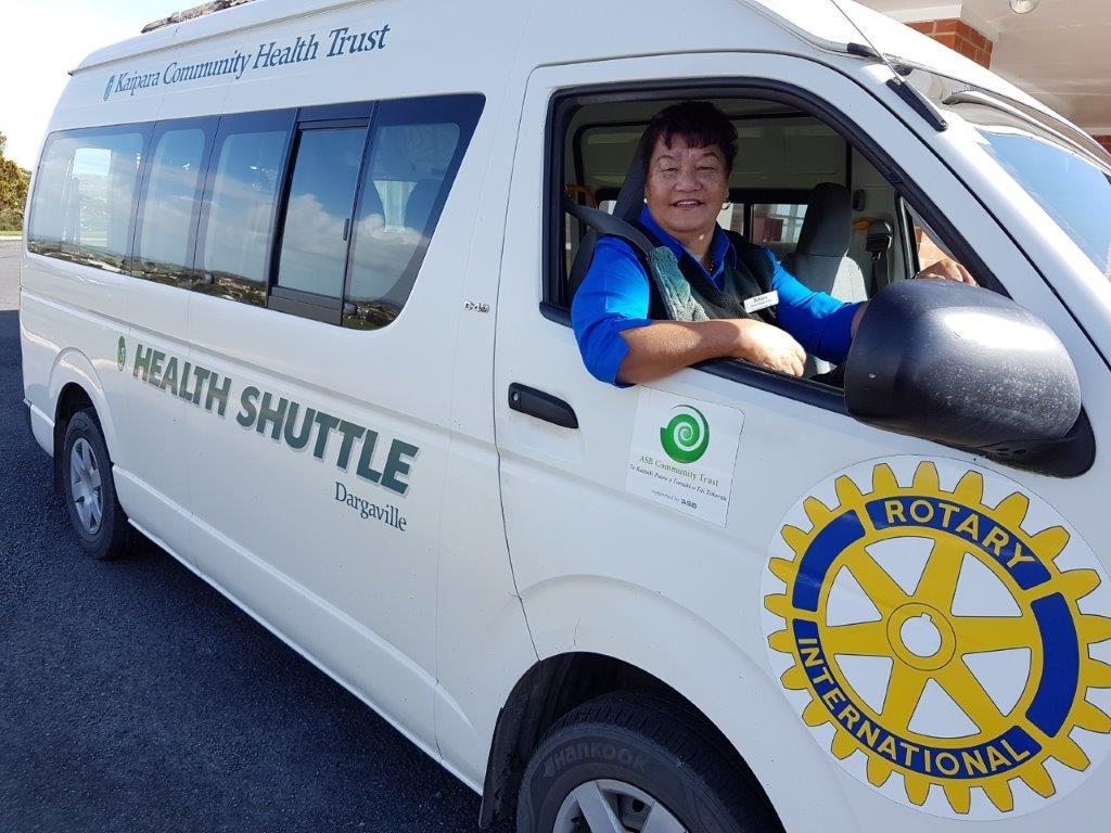 KCHT Health Shuttle